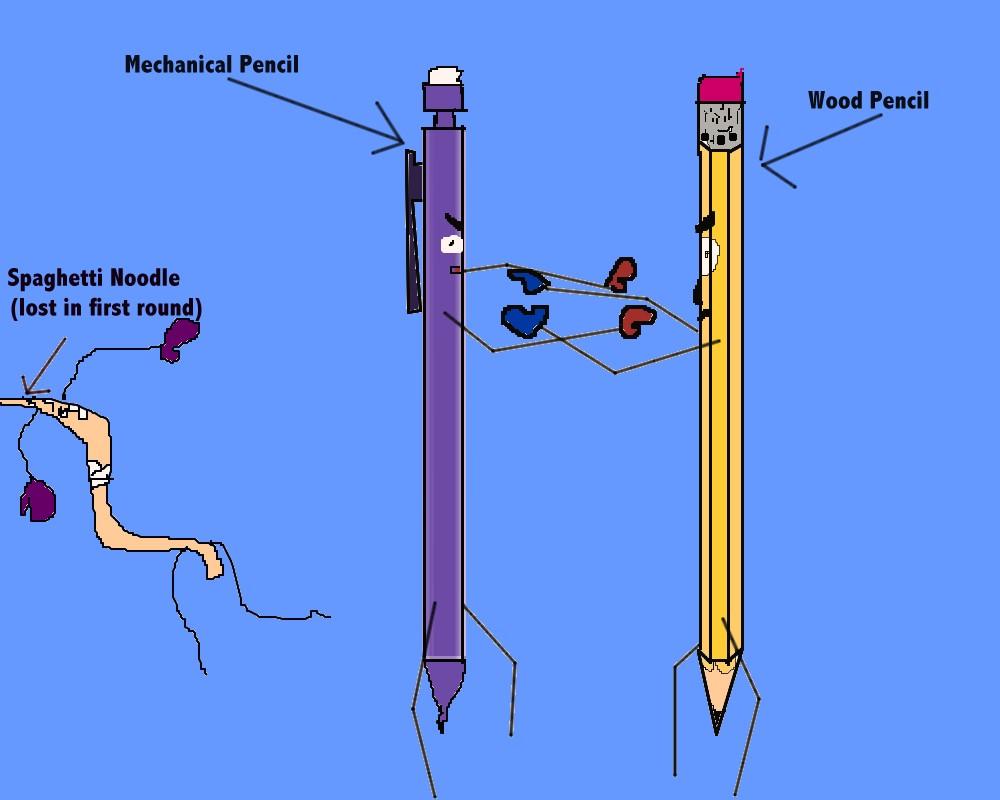 The Great Pencil Debate