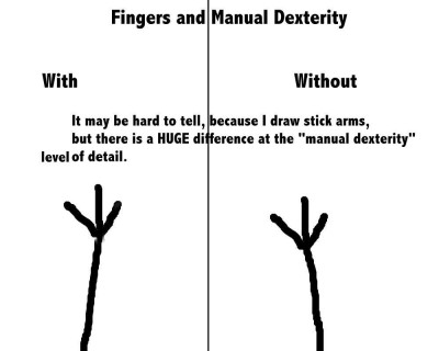 Manual Dexterity Difference