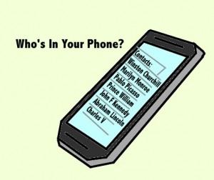 A cool phone