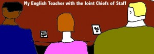 Teacher at chiefs of staff