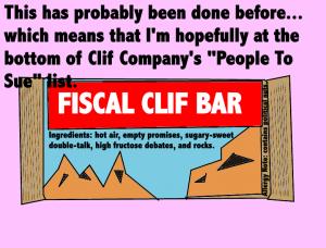 A Fiscal Clif Bar
